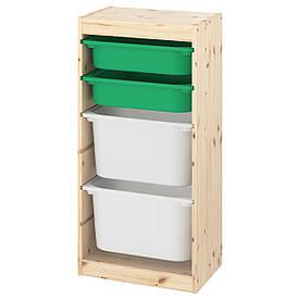 IKEA Стелаж з контейнерами TROFAST ( 593.378.11)