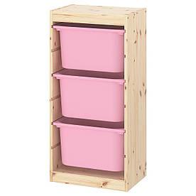 IKEA Стелаж з контейнерами TROFAST (493.359.35)