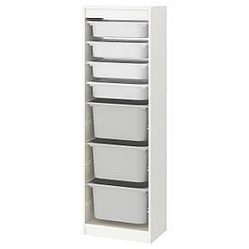 IKEA Стелаж з контейнерами TROFAST ( 593.294.20)