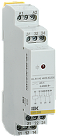 Реле промежуточное модульное OIR 3 контакта 8А 48В AC/DC IEK
