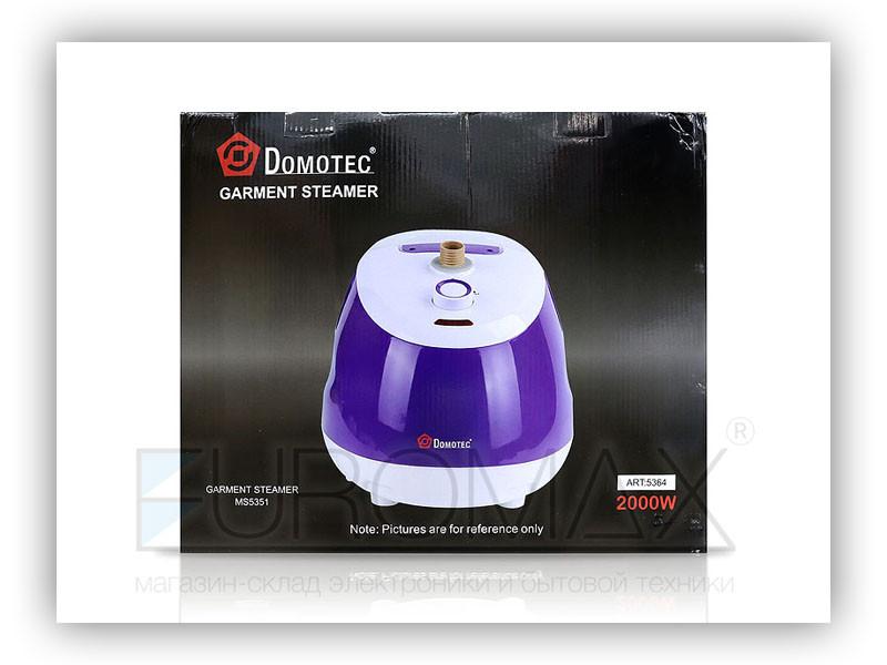 Отпариватель вертикальный 2000Вт Domotec 3шт MS-5351