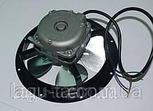 Диффузор с мотором обдува и алюминиевой крыльчаткой 154 мм, фото 3