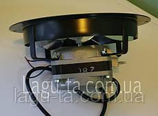 Мотор обдува с диффузором и крыльчаткой 154 мм, фото 3
