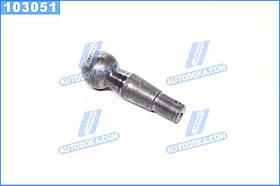 Палец рулевой ЗИЛ 130 (с резьбой, ст. 40 ХН) (производство Прогресс) 120-3003032