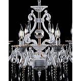 Люстра свечи хрустальная в классическом стиле для большой комнаты зала Splendid-Ray 30-3927-28, фото 2