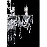 Люстра свечи хрустальная в классическом стиле для большой комнаты зала Splendid-Ray 30-3927-28, фото 3