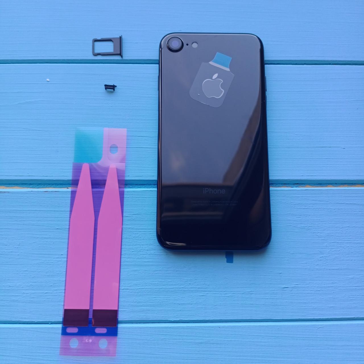 Корпус Apple iPhone 7 Jet Black