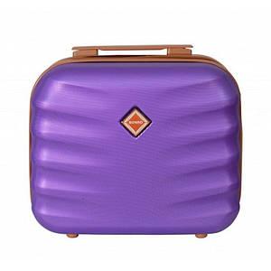 Сумка кейс саквояж Bonro Next (середній) фіолетовий