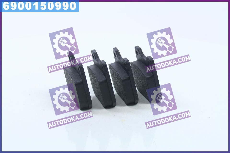 Колодки тормозные ОПЕЛЬ OMEGA задние (производство  Intelli)  D687E