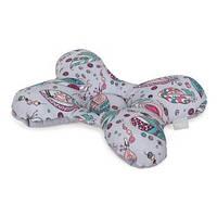 Ортопедическая подушка бабочка для новорожденных Ceba Baby Plumas W-828-101-558