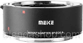 Адаптер-переходник - автофокусный Meike MK-EFTR-A для камер Canon EOS R - объектив Canon EF-EF-S (EF-EOS R)