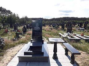 Памятник гранитный (Образец 008) 1