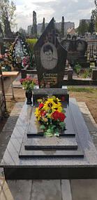 Памятник гранитный (Образец 011) 1