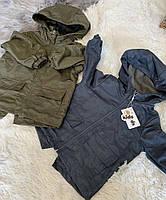 Куртка-ветровка на мальчика детская демисезонная 3-5 года