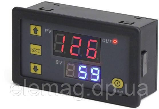 12V Цифрове реле часу з затримкою T3231