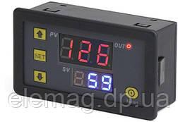 12V Цифровое реле времени с задержкой T3231