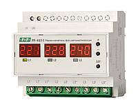 Переключатель фаз автоматический PF-451-1 3*63А F&F