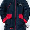 """Детская зимняя куртка на флисовой подкладке для мальчика """"Фусс"""", фото 3"""