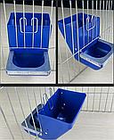 Бункерная кормушка для кролика средняя, фото 8
