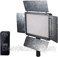 LED - осветитель, видеосвет Mcoplus LE-920B (в комплекте с сетевым адаптером 220В)