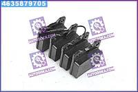 Колодки тормозные дисковые Mercedes VITO 97-03 задние (RIDER)  RD.3323.DB1289