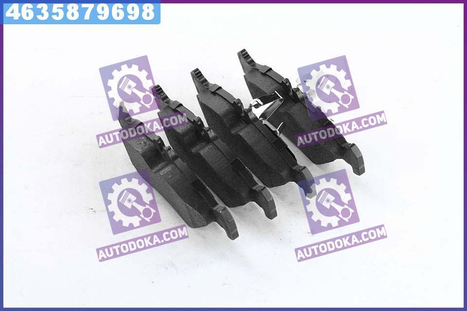 Колодки тормозные дисковые Mercedes SPRINTER, LT28-46 95-05 задние (RIDER)  RD.3323.DB1262