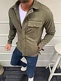 Куртка мужская демисезонная коттоновая пр-во Турция О Д, фото 2