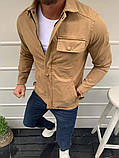 Куртка мужская демисезонная коттоновая пр-во Турция О Д, фото 3