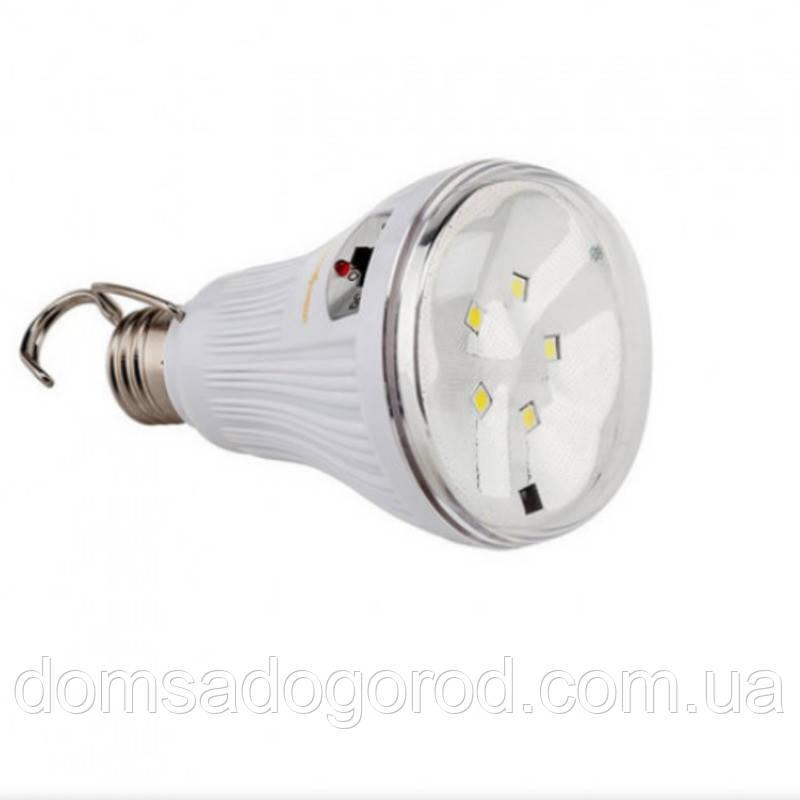 Светодиодная лампа с аккумулятором LP-8205-5R LA