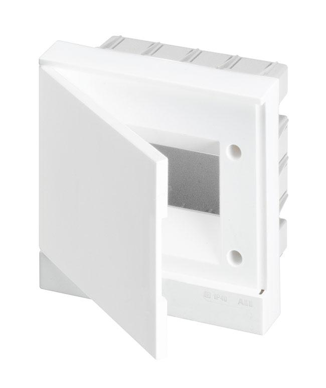 Шкаф 8М непрозрачный встроенный ABB BEF401208
