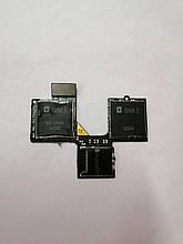 Шлейф з сім-коннекторами HTC Desire 700