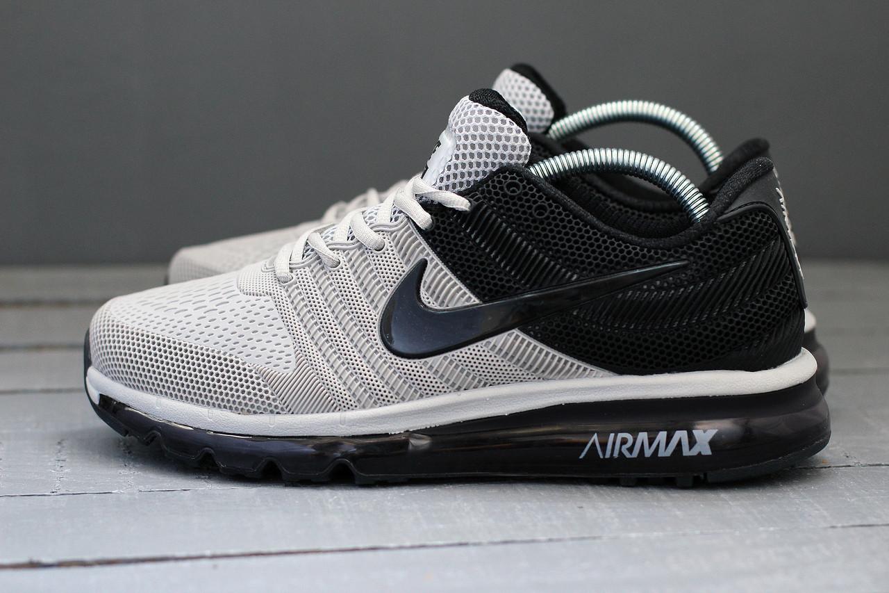 Стильні кросівки nike air max 2017