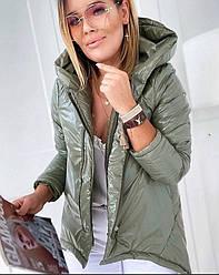 Куртка женская демисезонная утепленная осенняя размеры 42 44 46 48 50 Новинка много цветов