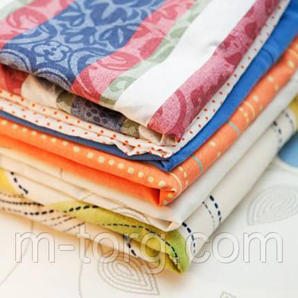 Простынь двуспальный размер 180*210 см ткань поликоттон китай, фото 2