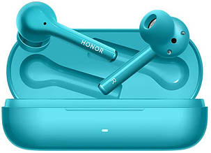 Бездротові Bluetooth-Навушники Honor FlyPods 3 Magic Навушники Wireless Earphone (Blue)