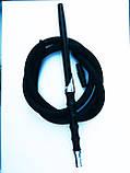 Акция Силиконовые шланг  для Кальяна  с покрытием Soft touch   мундштук коннектор  комби разборные синий, фото 2