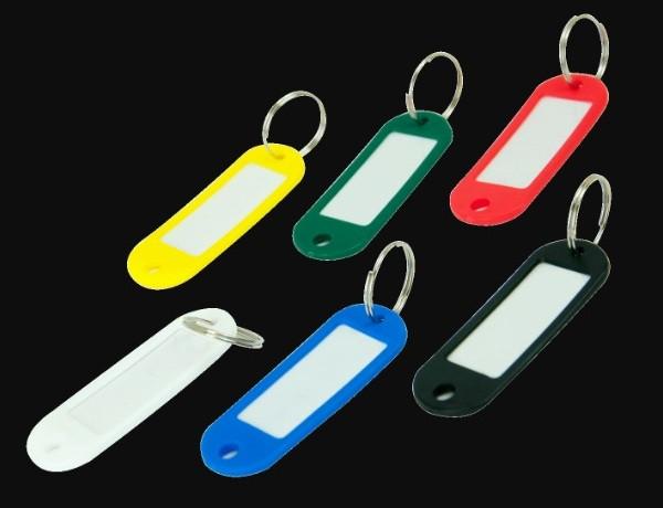 Брелок пластиковий для ключів, асорті (BM5473-99)