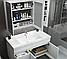 Комплект меблів для ванної Sanset RD-409/1, фото 7