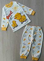 Дитяча піжама 1-3 роки Туреччина оптом