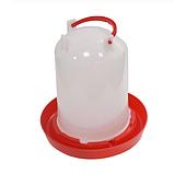 Поилка пластиковая для  суточных цыплят, фото 7