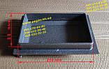 Дверка печная топочная чугунное литье 220х265 мм., фото 3