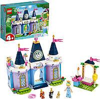 Конструктор Лего Дисней Праздник в замке Золушки LEGO Disney 43178 Cinderella s Castle Celebration