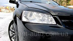 "Вії фар Chevrolet Lacetti SD ""FLY"" широкі (2шт)"
