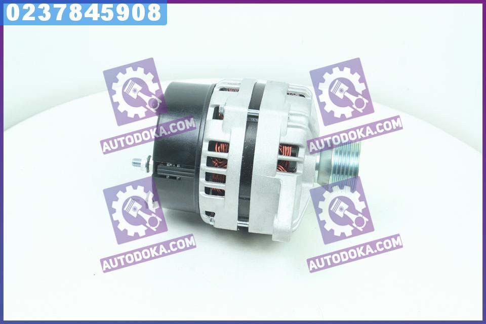 Генератор МАЗ с двигатель ЕВРО-3 90А( шкив поликлиновый ) (Дорожная Карта)  3252.3771000-50