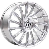 Tomason TN16 R19 W8.5 PCD5x120 ET35 DIA72.6 Bright Silver