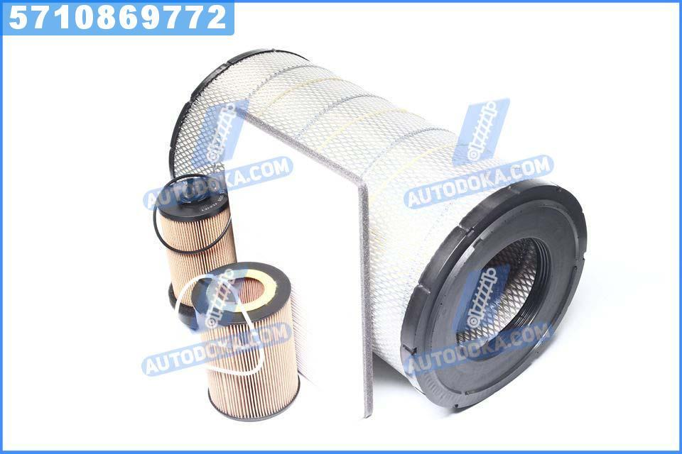 Фильтры для ТО (коплект) ДAФ Euro3 (производство  Febi)  39486