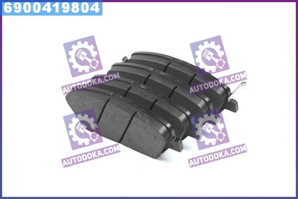 Колодки тормозные КИA MOHAVE 3.8 V6/3.0CRDI 07-- передние (производство  SANGSIN)  SP1248