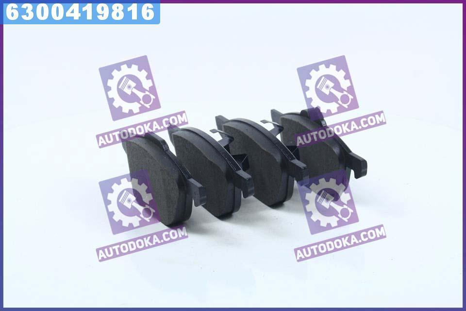 Колодки тормозные МАЗДА 3, 5 передние (производство  SANGSIN)  SP1260