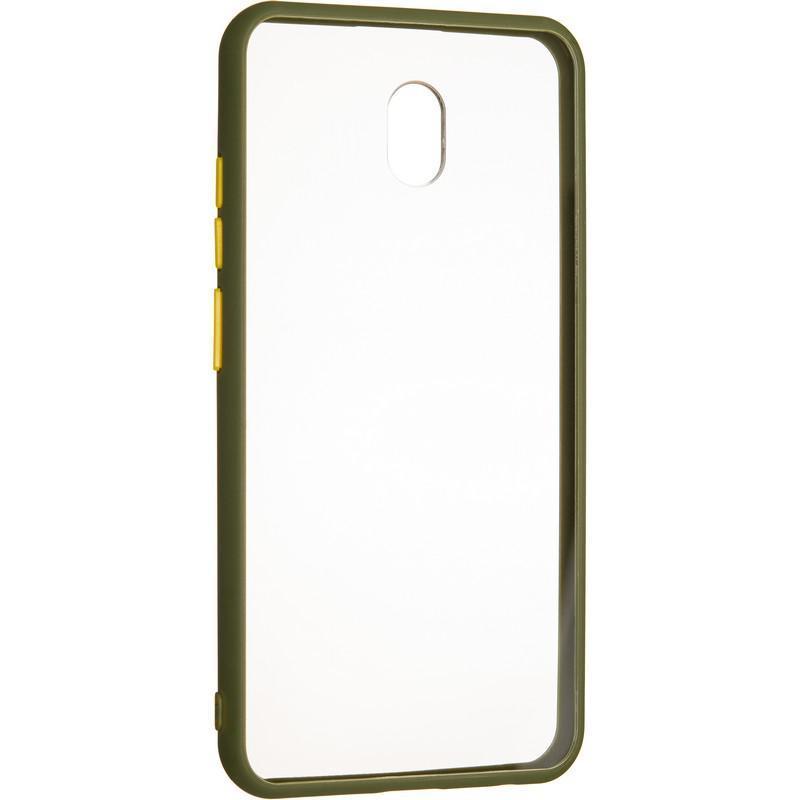 Чехол Gelius Bumper для Xiaomi Redmi 8a Green