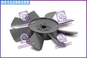 Вентилятор системы охлаждения ГАЗ 3302 8 лопастей втулки металлической (Дорожная Карта)  3302-1308010-17